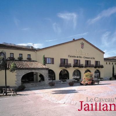 Visite de la cave Jaillance